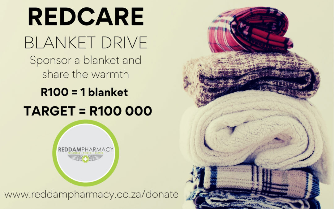 RedCare Blanket Drive 2020