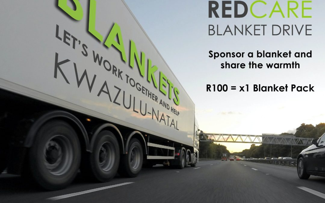 RedCare Blanket Drive 2021